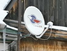 Как подключить Интернет через спутниковую тарелку Триколор