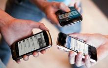 Мобильный интернет захватывает каналы связи