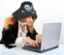Запреты пошли на пользу пиратам