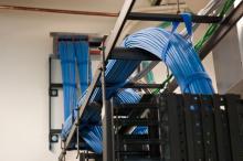 Монтаж локальных вычислительных сетей